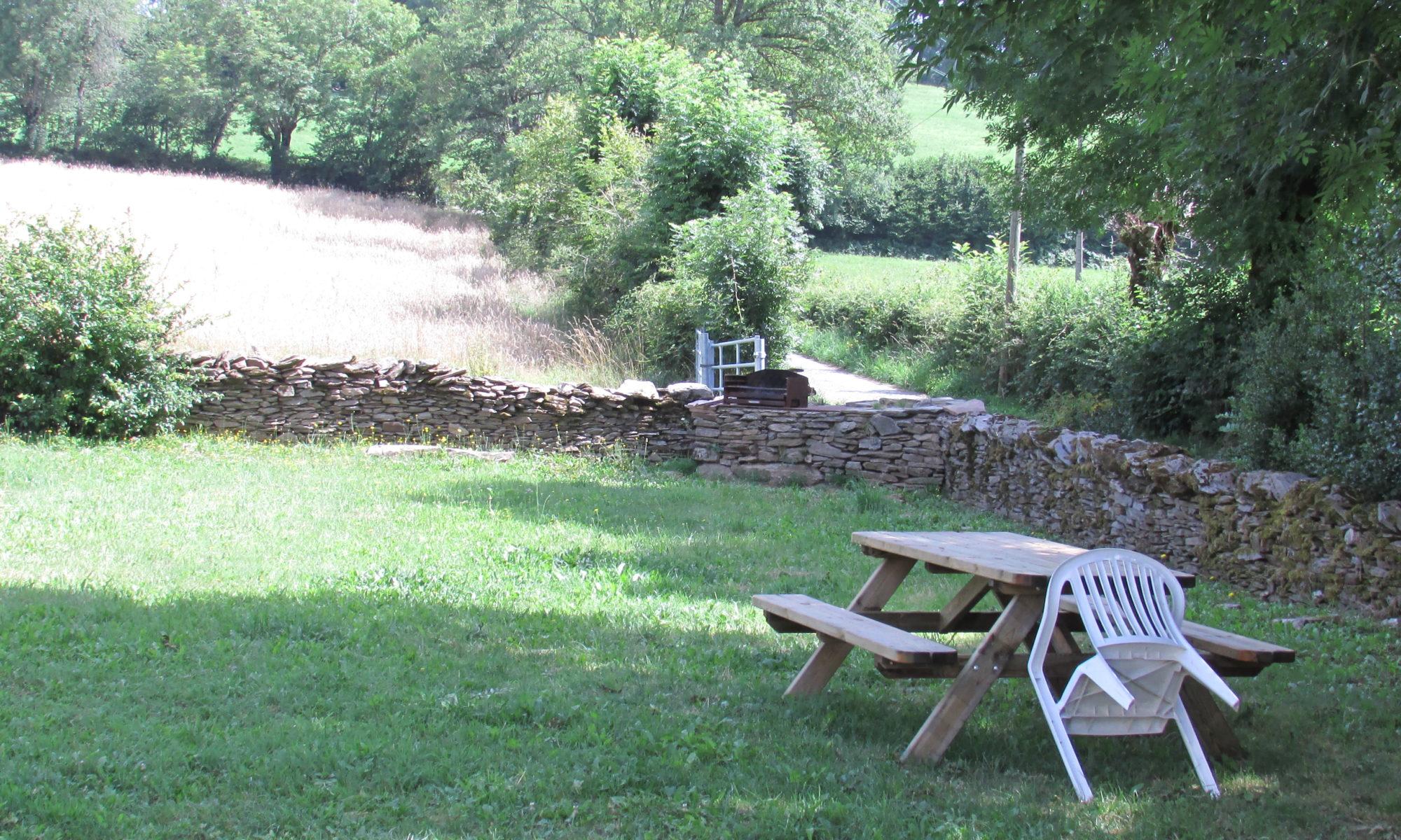 Le gite de la presqu'ile Aveyron - Extérieurs